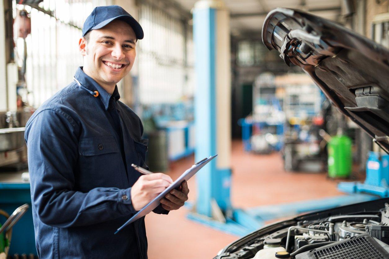 auto repair software