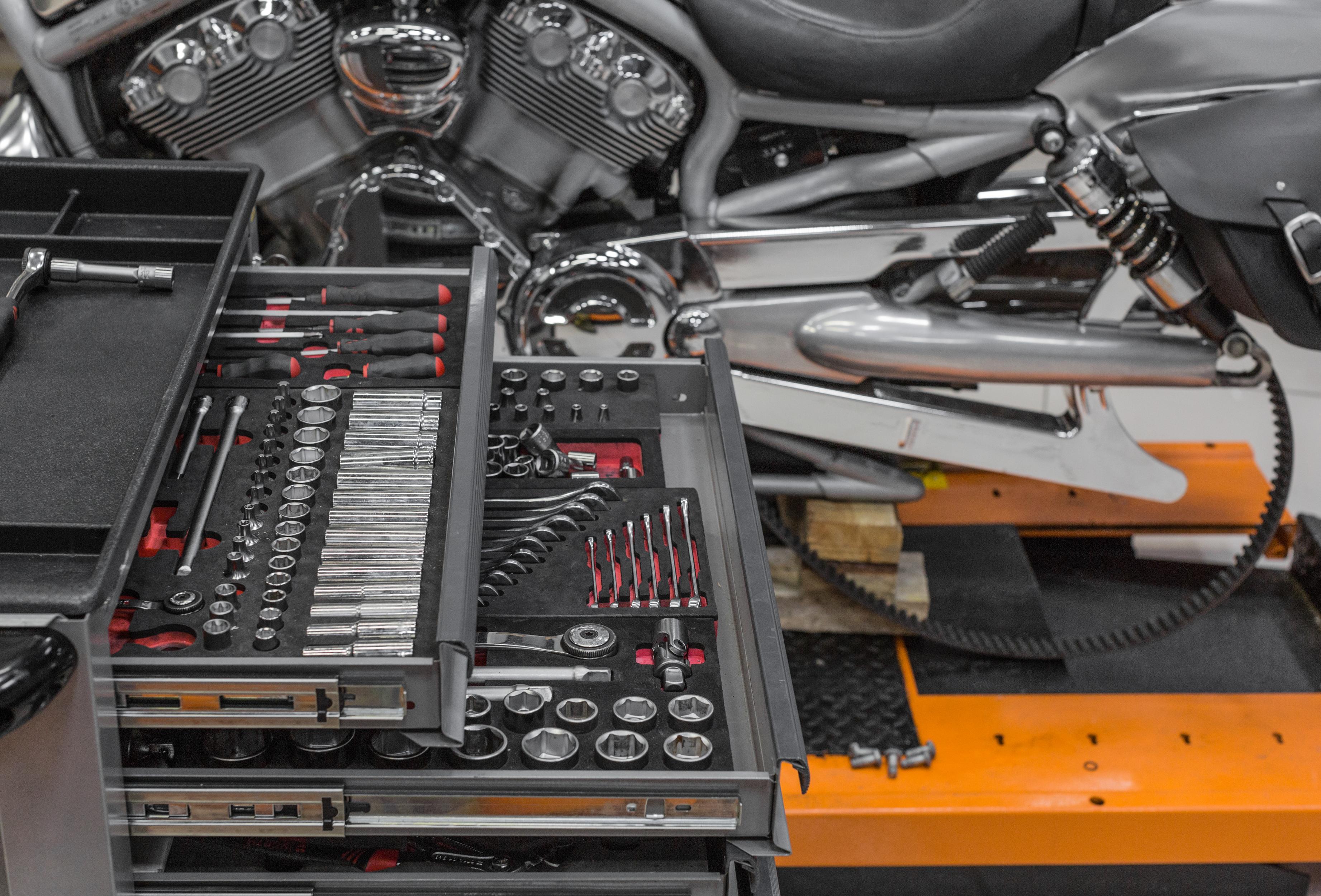 Auto Repair Shop Supplies