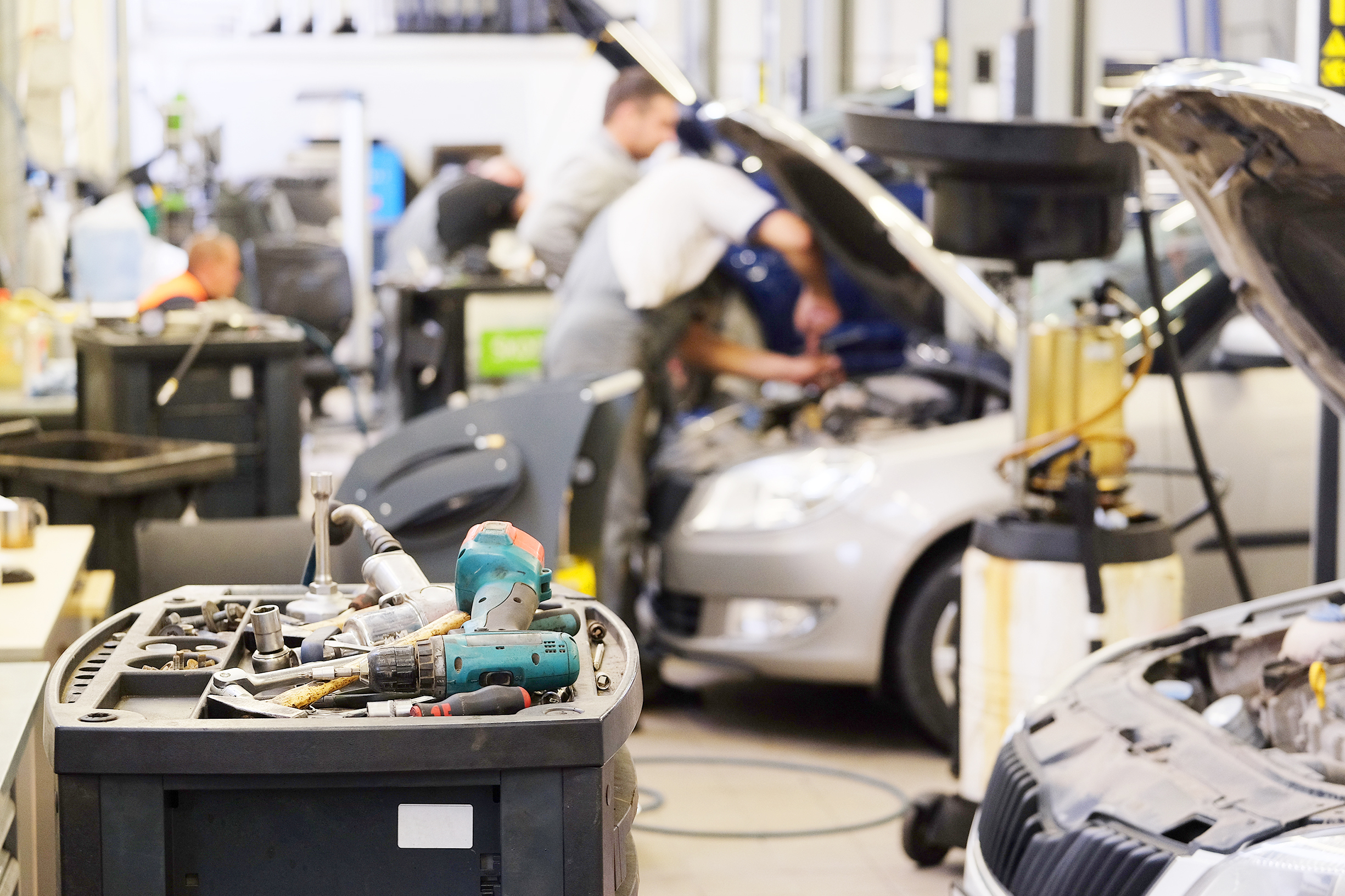 What to Include in Your Automotive Repair Shop Business Plan