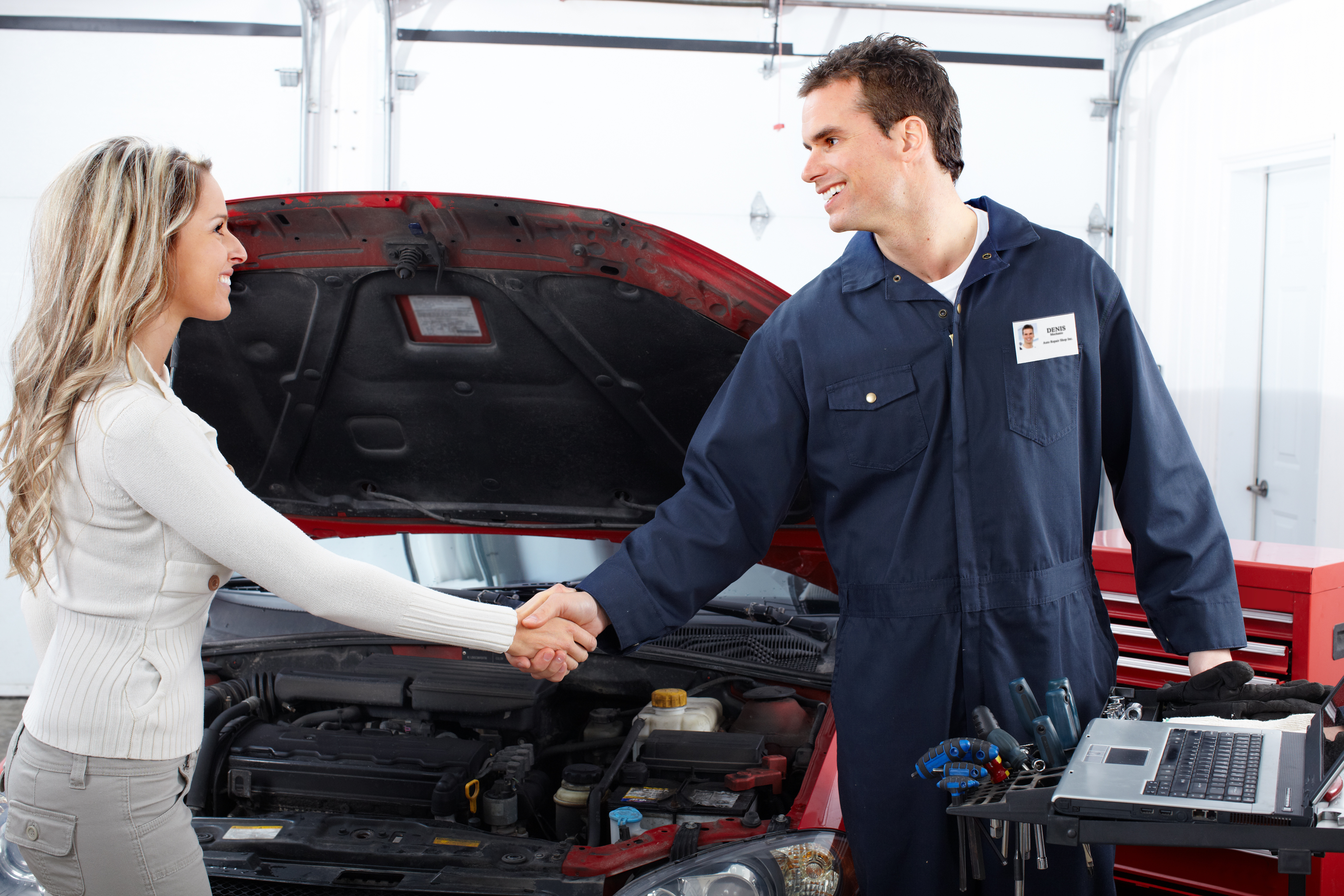 3 Ways to Create Loyal Customers with Your Automotive Repair Shop POS